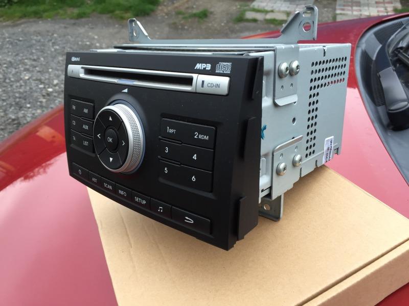 Radio Kia Ceed